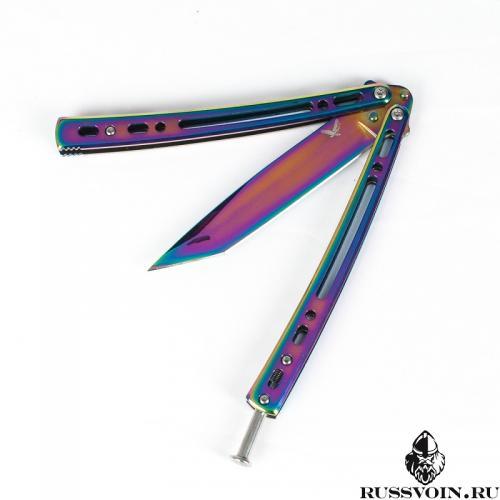 Нож бабочка Градиент