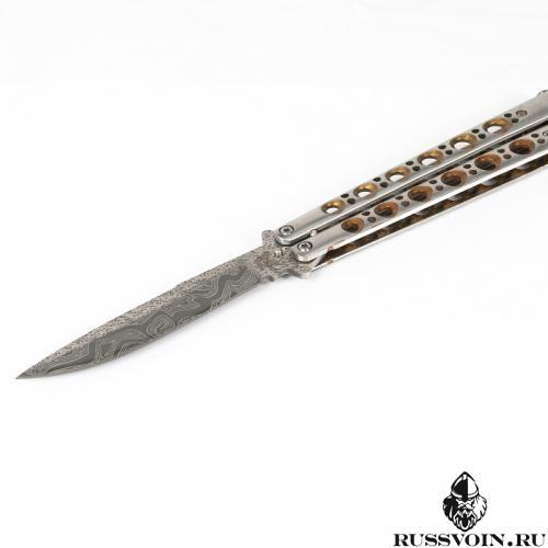 купить нож бабочка в новосибирске