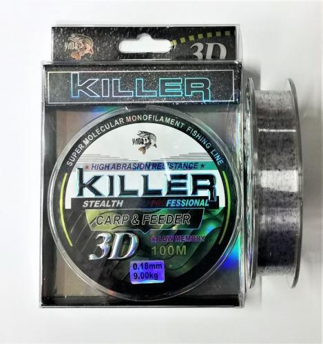 Леска Killer 3D