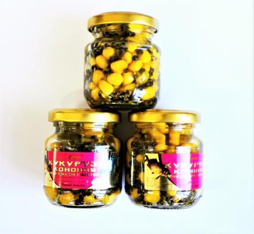 Кукуруза для рыбалки Анис 5шт