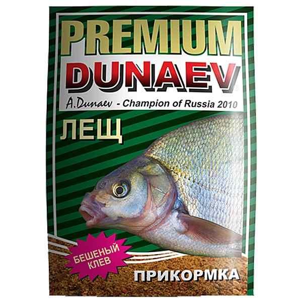 Прикормка Dunaev Premium Лещ