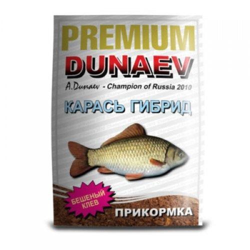 Прикормка Dunaev Premium Карась Гибрид