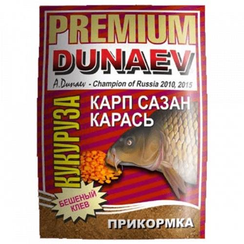 Прикормка Dunaev Premium Кукуруза