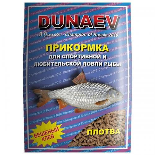 Прикормка Dunaev Ice Классика Гранулы