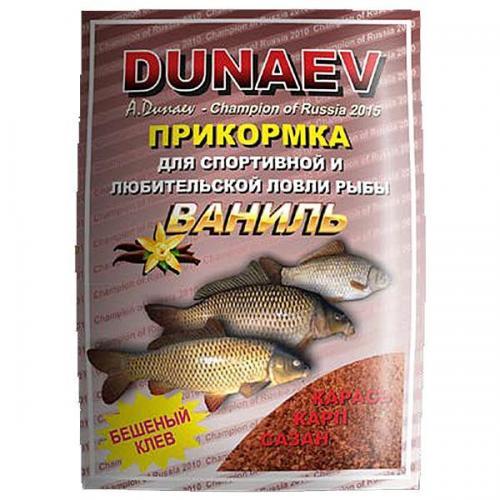 Прикормка Dunaev Ваниль