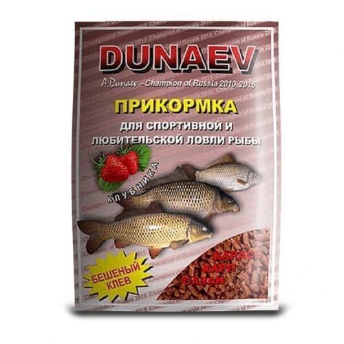 Прикормка Dunaev Клубника