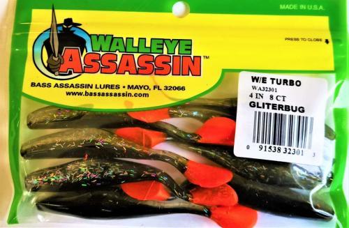 Виброхвост Assassin WA32301