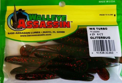 Виброхвост Assassin WA32303