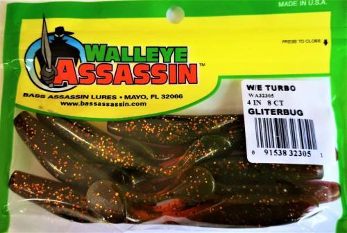 Виброхвост Assassin WA32305