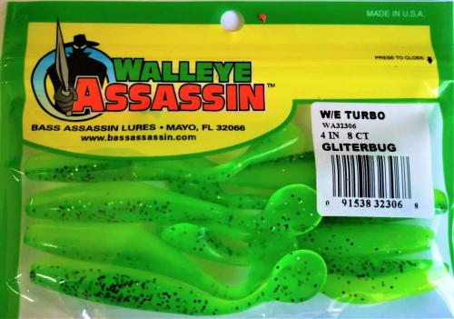 Виброхвост Assassin WA32306