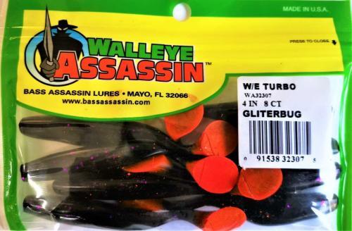 Виброхвост Assassin WA32307