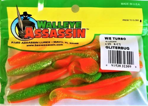 Виброхвост Assassin WA32308