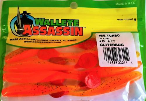 Виброхвост Assassin WA32311