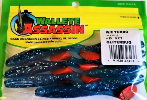 Виброхвост Assassin WA32313