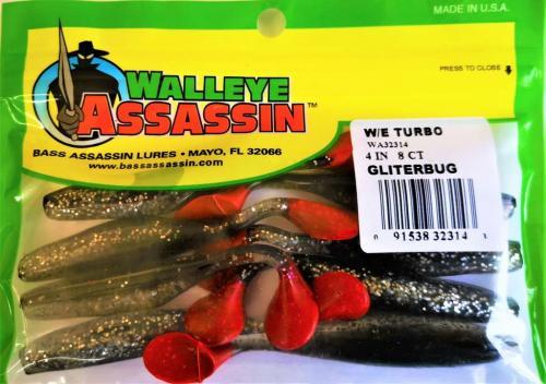 Виброхвост Assassin WA32314