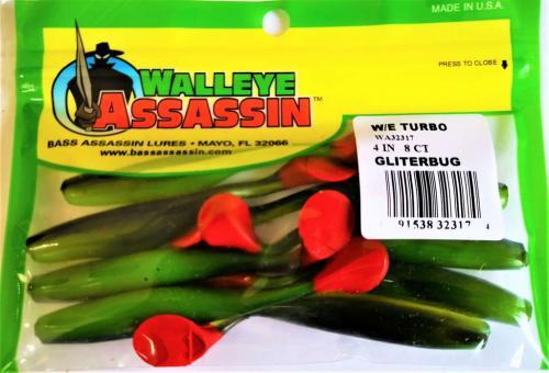 Виброхвост Assassin WA32317