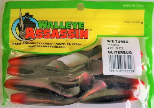 Виброхвост Assassin WA32322