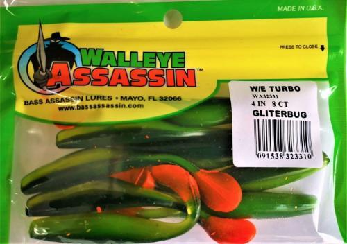 Виброхвост Assassin WA32331