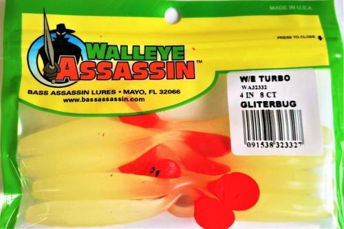 Виброхвост Assassin WA32332