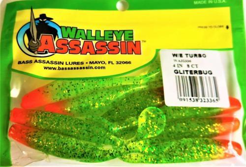 Виброхвост Assassin WA32336