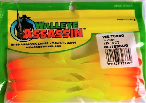 Виброхвост Assassin WA32338