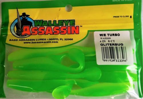 Виброхвост Assassin WA32339