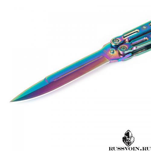 Складной нож бабочка