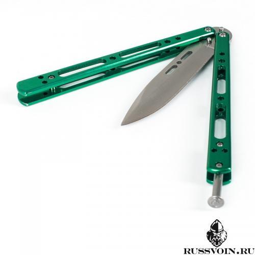 Нож-бабочка (Балисонг) Master Green