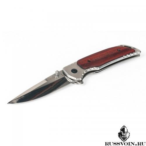 Складной нож Benchmade Wooden
