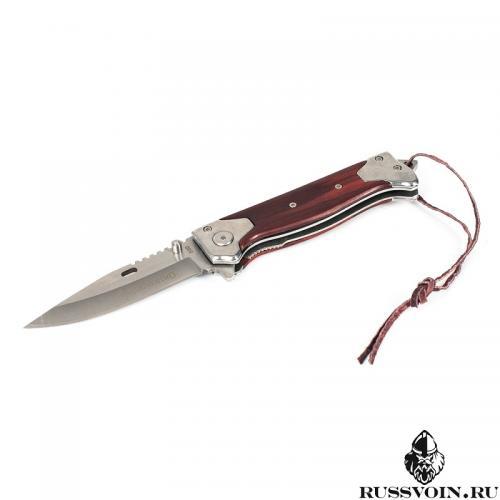 Складной нож Browning Light Brown