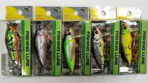 Воблеры Fishing Lure Набор N026