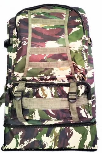 Рюкзак зеленый камуфляж C04