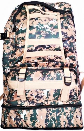Рюкзак камуфляж степь C02