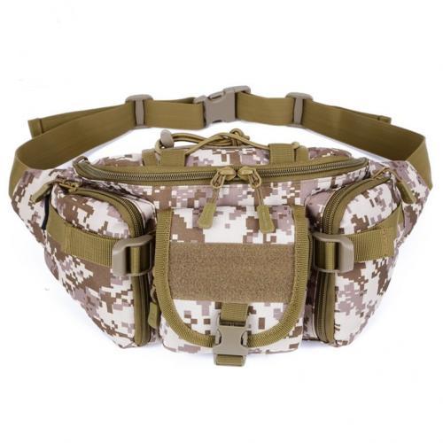 Поясная сумка Protector Plus камуфляж цифра