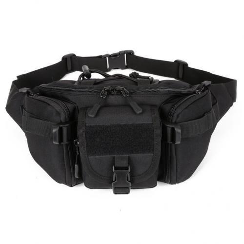 Поясная сумка Protector Plus черная