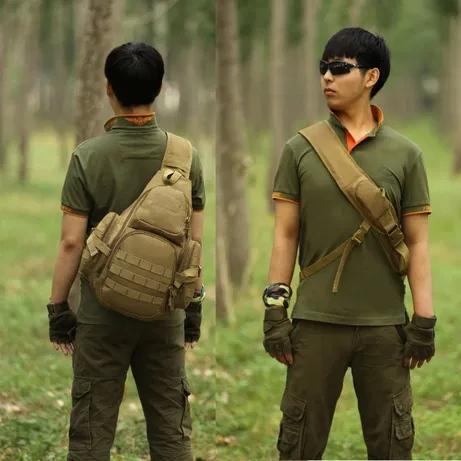 Рюкзак на плечо Protector Plus Woodland