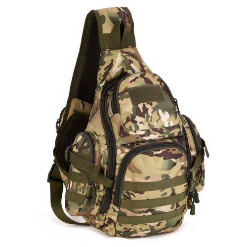 Рюкзак на плечо Protector Plus Multicam