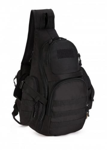 Рюкзак на плечо Protector Plus Черный