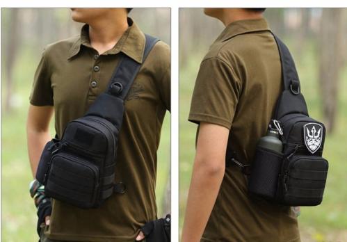 Тактический рюкзак Protector Plus черный