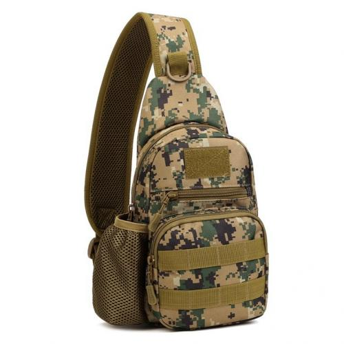 Тактический рюкзак Protector Plus зеленый камуфляж