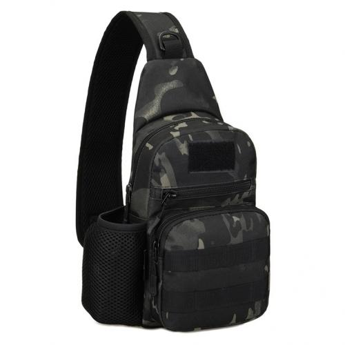Тактический рюкзак Protector Plus черный камуфляж