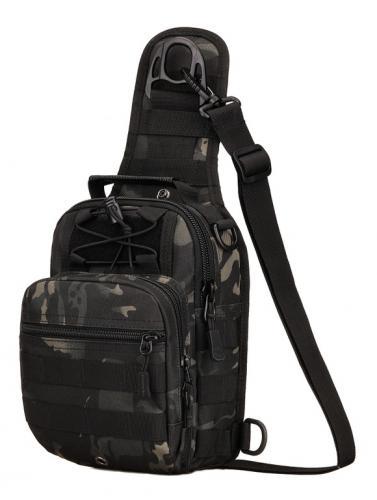 Сумка Protector Plus X202 Черный камуфляж