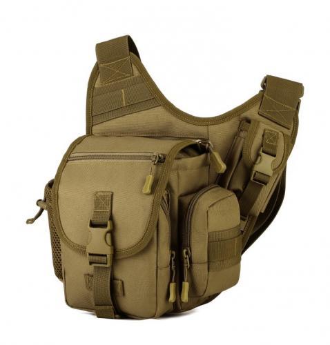 Сумка плечевая Protector Plus K304 Хаки