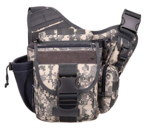 Сумка плечевая Protector Plus K305 Woodland