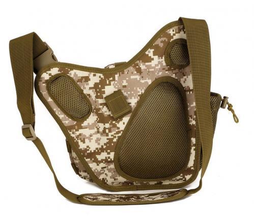 Сумка плечевая Protector Plus K305 Desert Digital