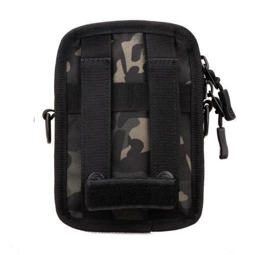 Тактический подсумок Protector Plus K301 Черный камуфляж