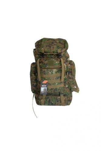 Рюкзак камуфляж зеленый лес