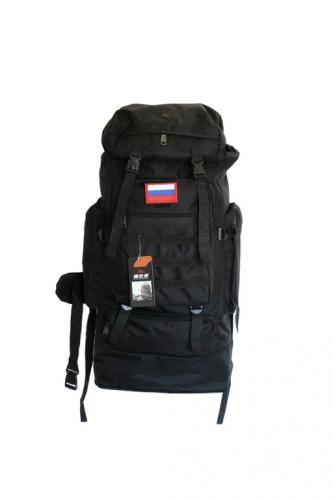 Рюкзак с каркасом Черный