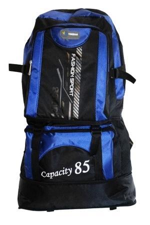 Рюкзак туристический 85л Синий