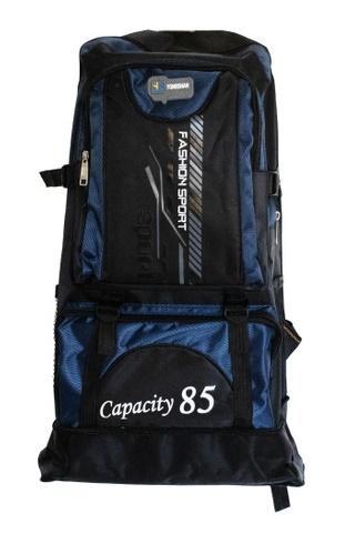 Рюкзак для туризма 85л Темно-синий